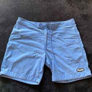 Pre Owned Mambo Mens Shorts Size 34